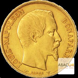 20 Francs Or Louis-Napoléon Bonaparte