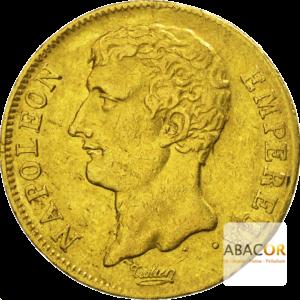 20 Francs Or Napoléon Empereur An 12