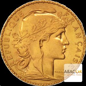 Achat Pièce Or 20 Francs Napoléon (Louis d'Or)