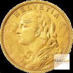 20 Francs Suisse Or