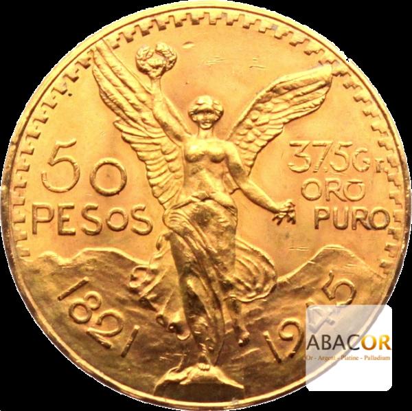 50 Pesos Or