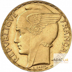 100 Francs Or Bazor