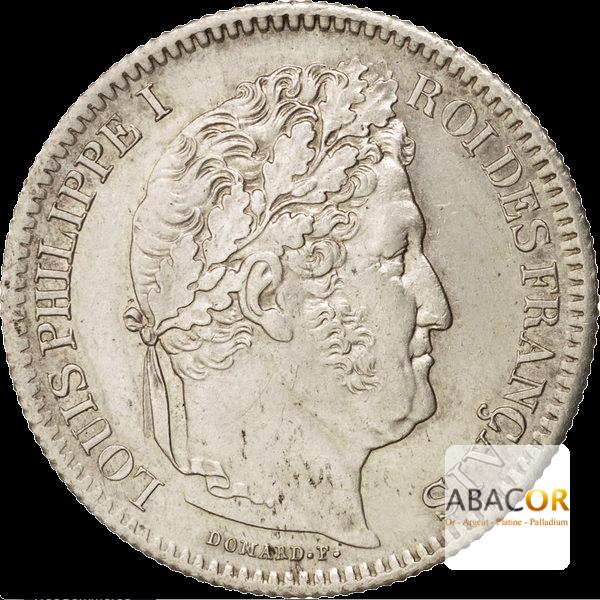 2 Francs Argent Louis-Philippe Ier