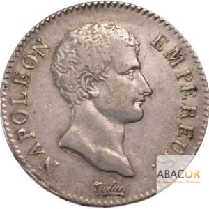 2 Francs Argent Napoléon Empereur
