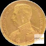 20 Francs Or Belge Albert I Union Latine Avers