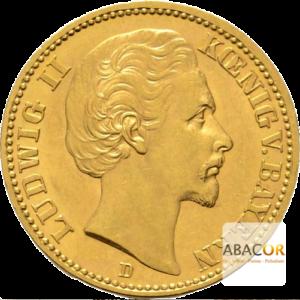 20 Mark Or Ludwig II