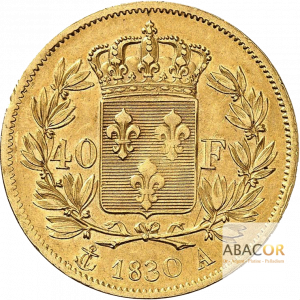 40 Francs Or Charles X