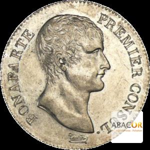 5 Francs Argent Napoléon Ier An 12