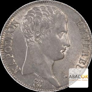 5 Francs Argent Napoléon Ier Tête Nue