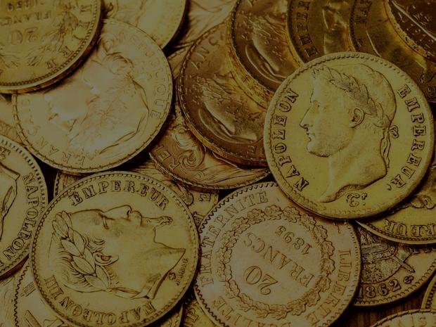 Pièces Franc Or