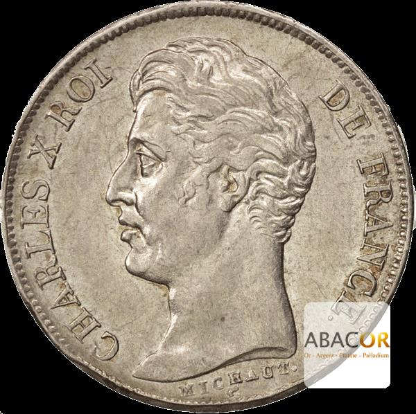 1 Franc Argent Charles X