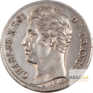 1/2 Franc Argent Charles X