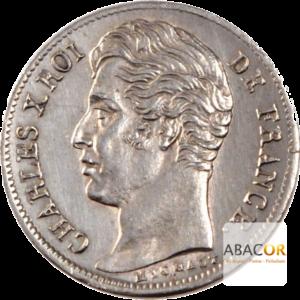 1/2 Franc Argent Charles X