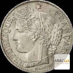 50 Centimes Cérès IIIème République