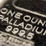 Rachat de Palladium d'investissement
