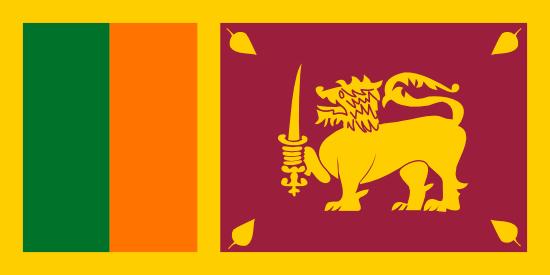 Pays: Sri LankaDevise: Roupie Srilankaise