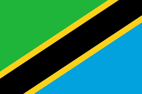 Pays: Tanzanie<br>Devise: Shilling Tanzanien