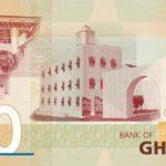 Billet 50 Cedis Ghaneens Ghana GHS 2019 verso