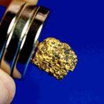 Comment reconnaitre de l'or avec un Aimant