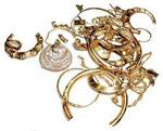 estimation de bijoux cassés