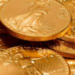 Pièces d'or physique