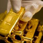 Lingot d'or physique