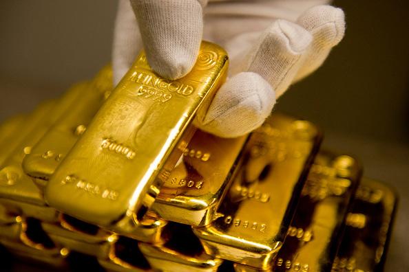 Vendre Lingot d'Or