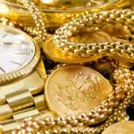 Vente or en bijoux, pièce lingot ou débris