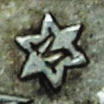 différent monétaire Charles Marchais M dans une étoile