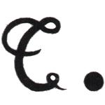 différent monétaire Pierre-Joseph Tiolier T cursif