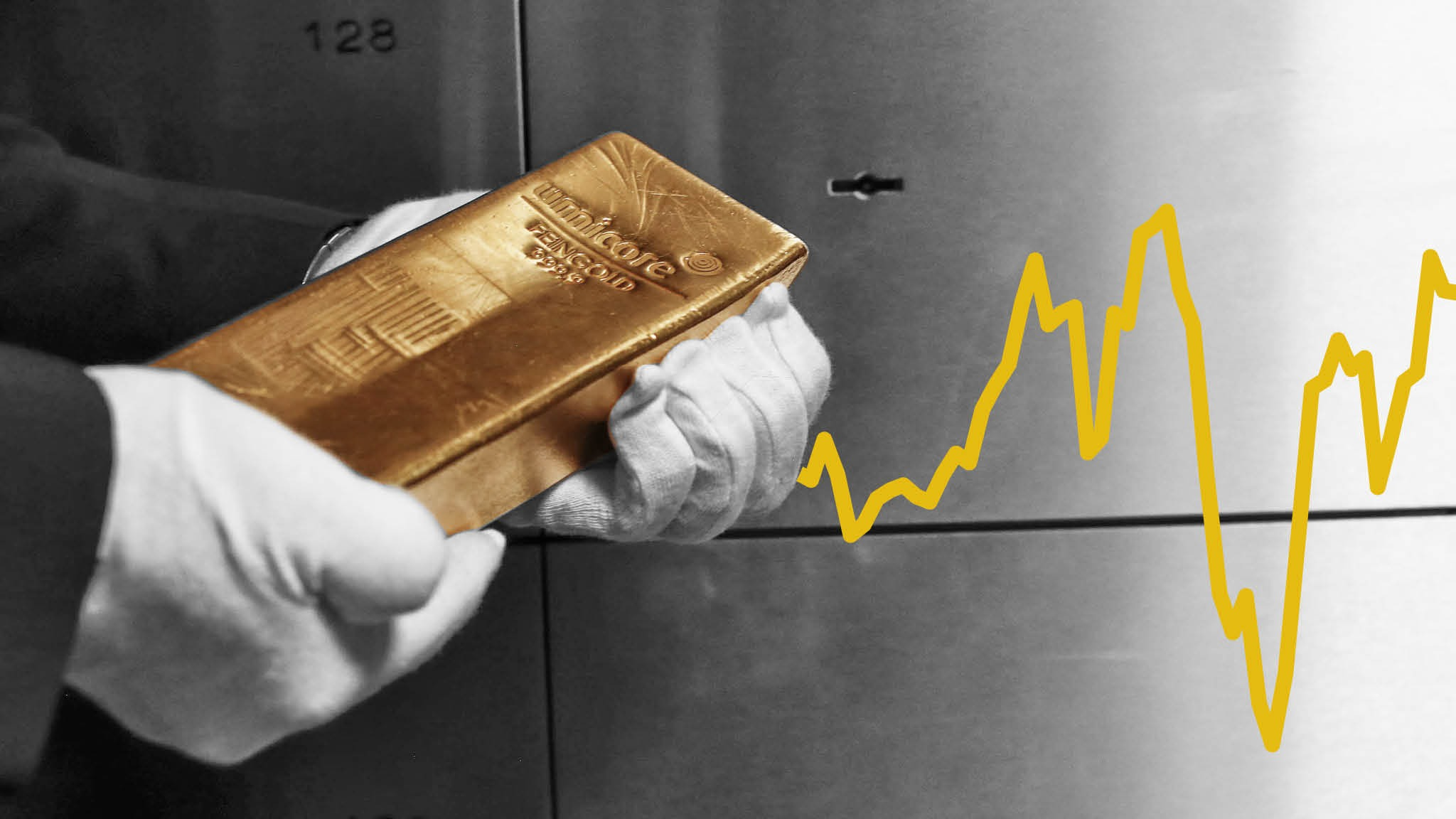 Avec l'augmentation des craintes d'inflation, considérez l'or physique comme une protection