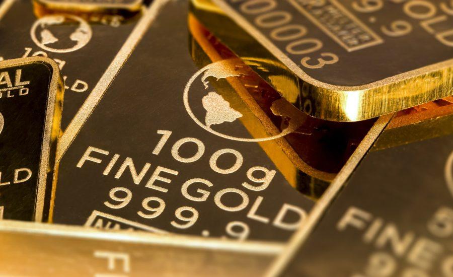 La forte montée de l'or est le signe d'une économie au plus mal