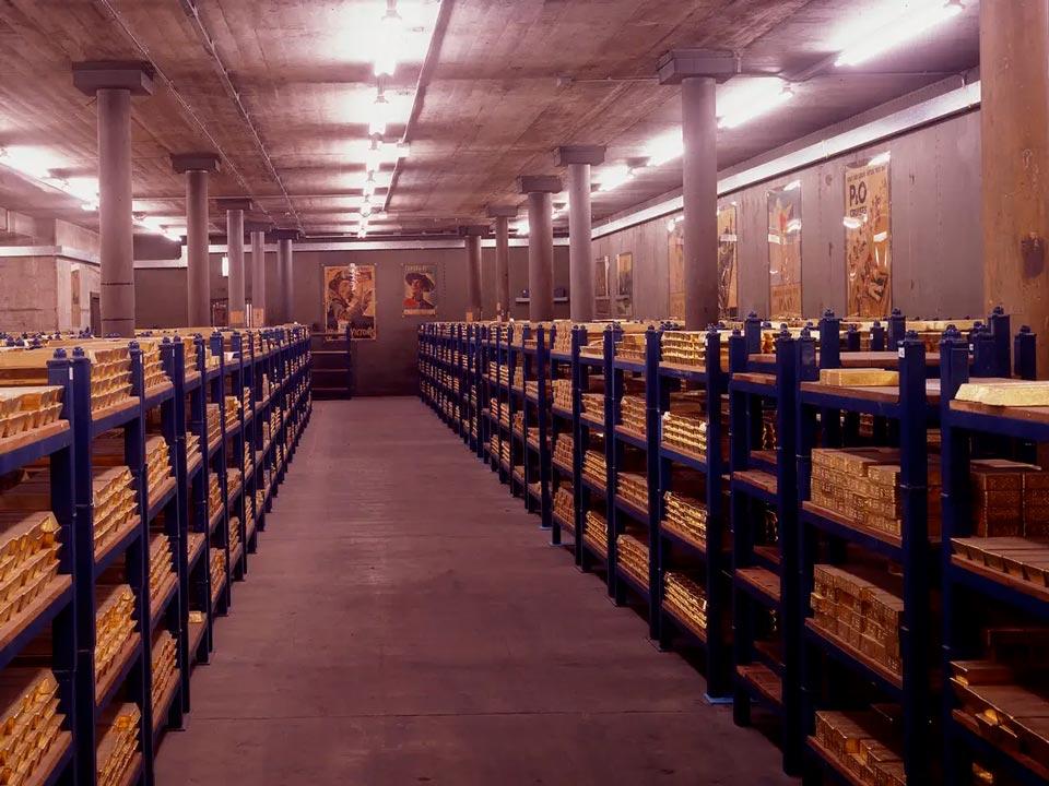 L'Angleterre bloque 1,8 milliard de dollars d'or du Venezuela