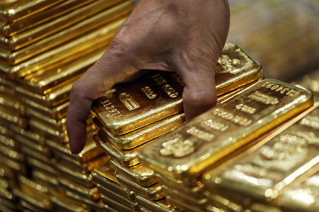 Trois fortunes familiales augmentent de 3 milliards de dollars avec la flambée de l'or