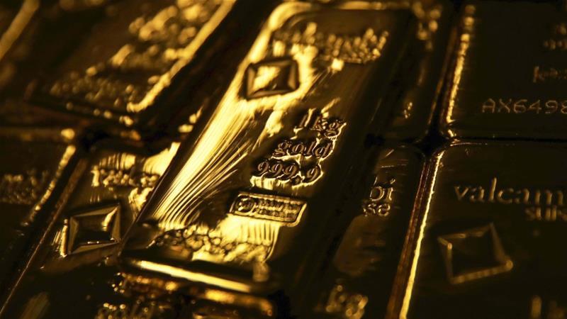 Le sujet de l'Or des conflits alors que la demande explose
