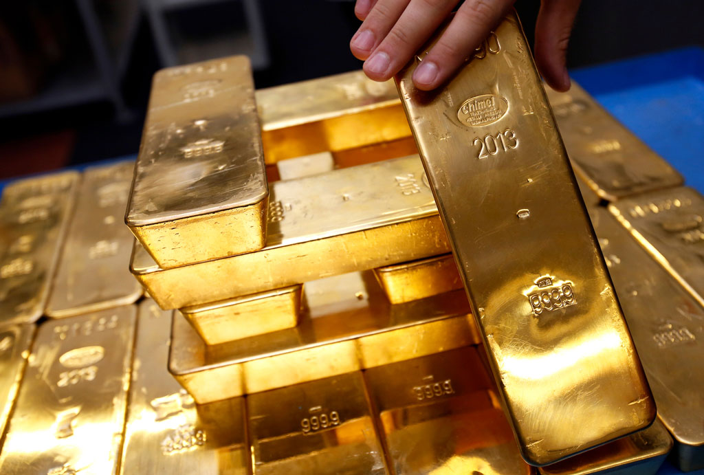 L'or attire toujours les investisseurs institutionnels