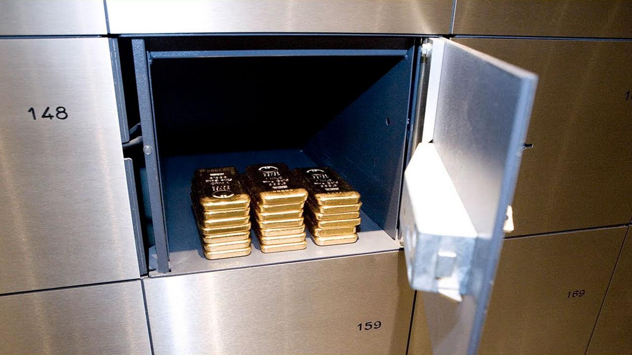 Où peut-on stocker son or ?